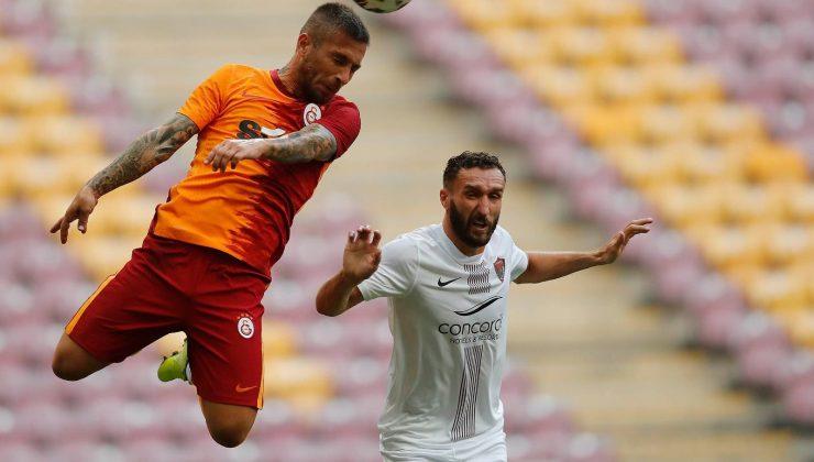 Galatasaray, Hatayspor ile 1-1 berabere kaldı