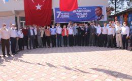 AK Parti Kumlu ve Reyhanlı İlçe Kongresi gerçekleştirildi