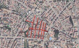 Cumhuriyet Mahallesi İpek sokakların tamamı beton asfalta kavuşuyor