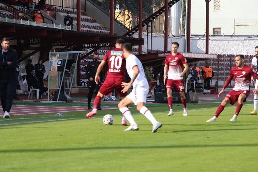 Süper Lig: A. Hatayspor: 3 – Fatih Karagümrük: 1 (Maç sonucu)