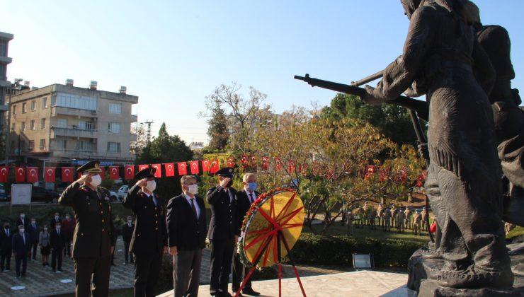 Milli Mücadele'de ilk kurşunun atılışının 102. yılı kutlandı