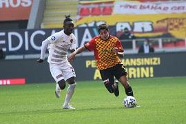Süper Lig: Göztepe: 0 – Hatayspor: 1 (Maç Sonucu)