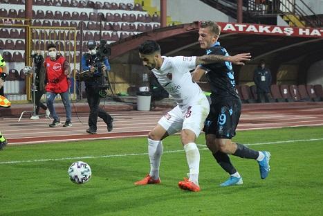 Süper Lig: A. Hatayspor: 0 – Trabzonspor: 1 (Maç sonucu)