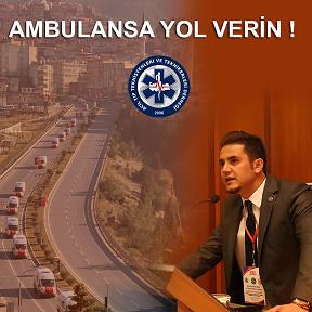 Baltacı: Ambulansa yol ver