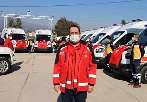 Hambolat: Ambulans sayımız 122'ye ulaştı