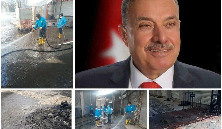 """""""Antakya Belediyesi yaraları sarıyor"""""""
