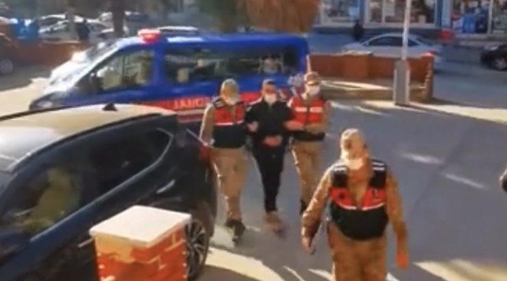 Samandağ'da okuldan hırsızlık yapan şahıs yakalandı