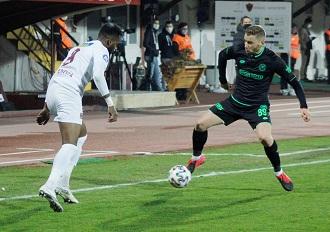 Süper Lig: A. Hatayspor: 2- İH Konyaspor: 1 (Maç sonucu)