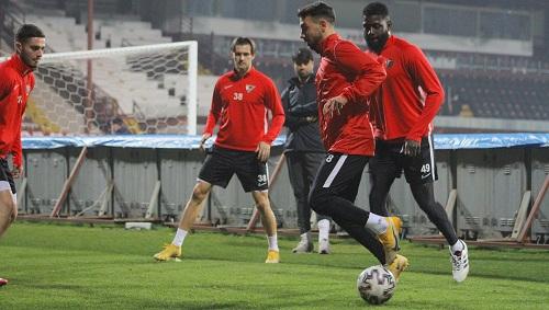 Hatayspor, Beşiktaş maçına hazır