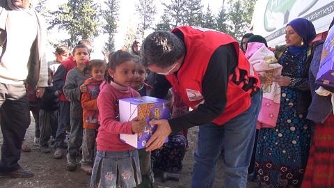 Tuzla Belediyesi'nden Hatay Kırıkhan'a yardım
