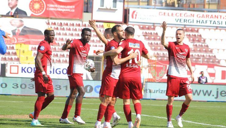 Süper Lig: A.Hatayspor: 4 – MKE Ankaragücü: 1 (Maç sonucu)