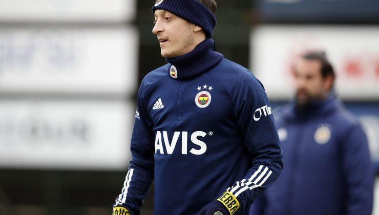 Fenerbahçe, Hatayspor maçı hazırlıklarını tamamladı