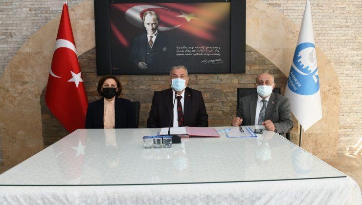 ANTAKYA BELEDİYE MECLİSİ 1 MART PAZARTESİ GÜNÜ SAAT 13.30'DA TOPLANIYOR