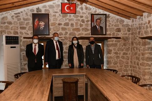 """""""ANTAKYA BELEDİYESİ EL SANATLARI MÜZESİ"""" ZİYARETÇİ KABUL ETMEYE BAŞLADI"""