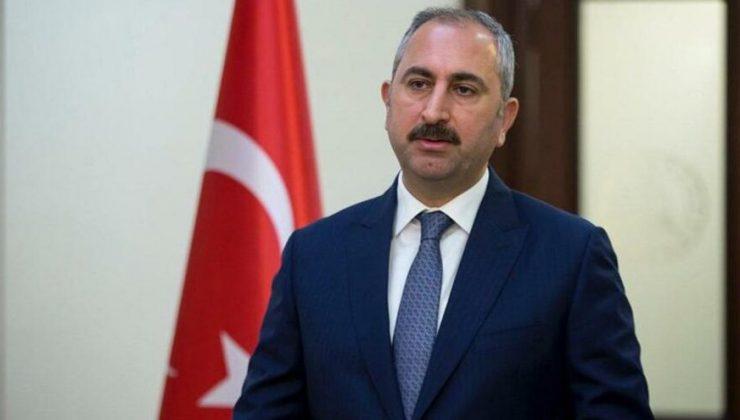 Adalet Bakanı Gül Hatay'da