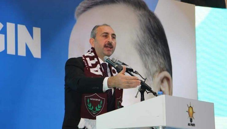 """""""AK Parti Hatay'da Yeşildal Dönemi Start verdi"""""""