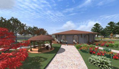 Payas'a Millet Bahçesi yapılıyor