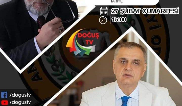 """""""Üstad Tütüncüoğlu Doğuş Medya Ekranlarında"""""""