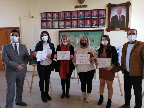 İskenderun'da Fotoğraf Yarışması Ödülleri Sahiplerini Buldu