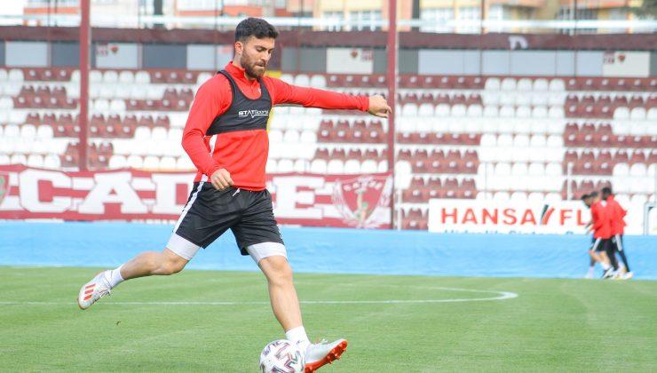 Hatayspor, Çaykur Rizespor maçının hazırlıklarına başladı