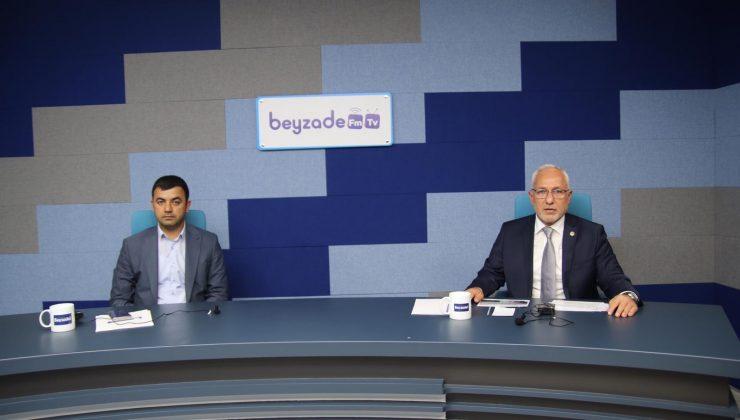 Fatih Tosyalı Beyzade Fm Tv'de açıkladı; İSKENDERUN'UN İL OLMASINI İSTERİM