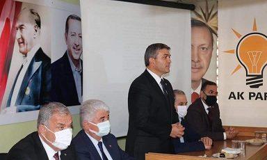 """Yeşildal: """"İstikamet Belli, Hedef 2023"""""""