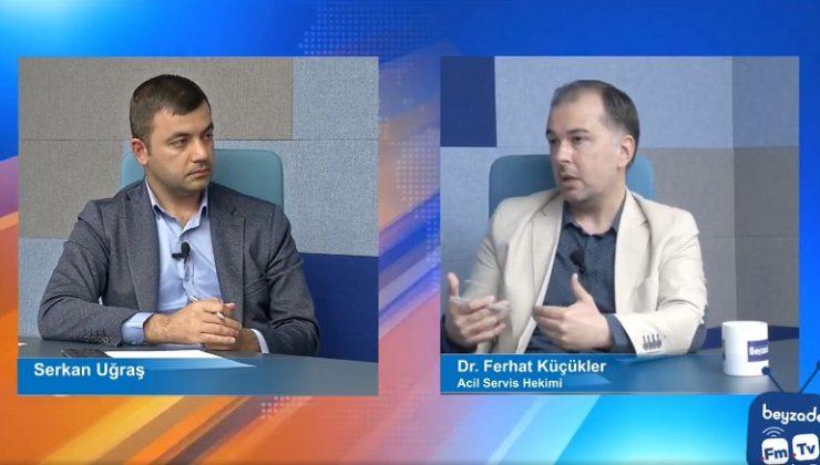 Dr. Ferhat Küçükler Beyzade Fm Tv'de Koronavirüs'ü değerlendirdi