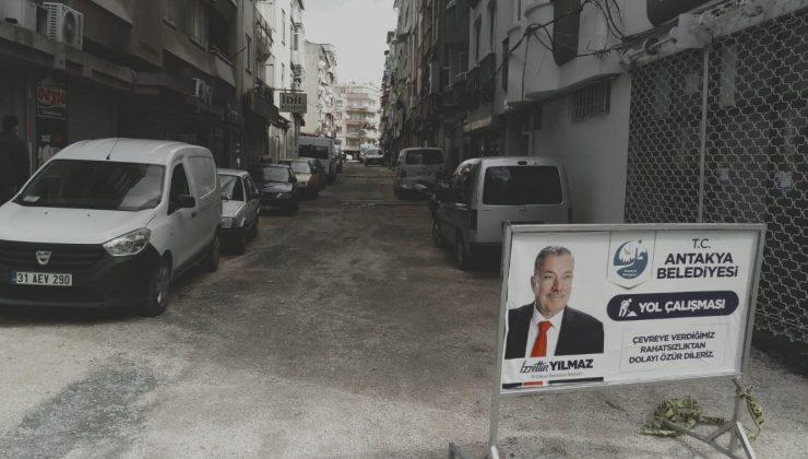 """""""Başkan Yılmaz'dan asfalt atağı devam ediyor"""""""
