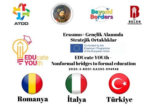 Erasmus+ Projesi ile Örgün ve Yaygın Eğitim Güç Kazanacak