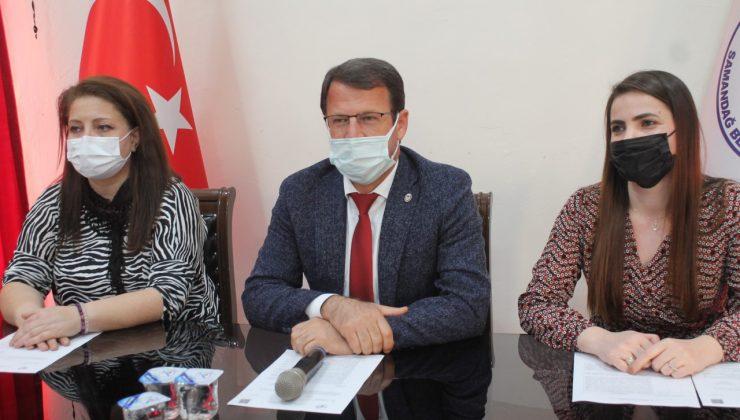 Samandağ Belediyesi Mart Ayı Olağan Meclis Toplantısı Gerçekleşti