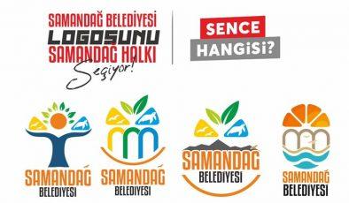 Samandağ Belediyesi logosunu halk seçiyor