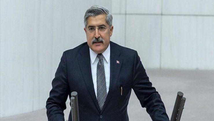 AK Partili Yayman'dan New York'taki skandal ilana tepki