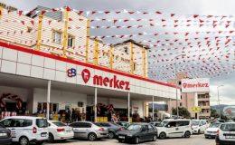 Merkez Market'in 24.Şubesi Açıldı