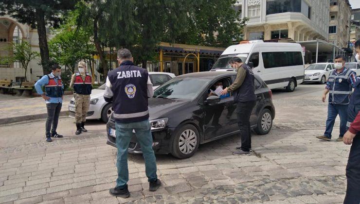 Kırıkhan Belediyesi, Emniyet, Jandarma hafta sonu denetimleri yaptı