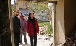 Eski cezaevi binası çilek işleme tesisi olacak