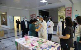 Dr. Bayrakçıoğlu'ndan kanser hakkında bilgilendirme