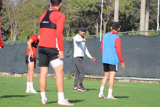 Hatayspor, Fatih Karagümrük maçına hazırlanıyor
