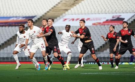 Süper Lig: Fatih Karagümrük: 1 – Atakaş Hatayspor: 0 (Maç sonucu)