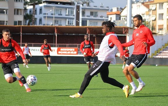 Hatayspor, Trabzonspor maçının hazırlıklarına başladı