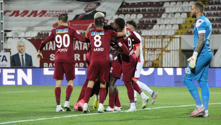 Süper Lig: A. Hatayspor: 3 – Antalyaspor: 2 (Maç sonucu)