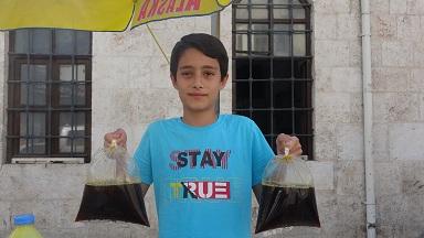 Ahmet'in hedefi bilgisayar mühendisi olmak