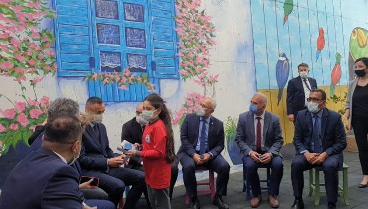 Belen Gazi Abdurrahman Paşa İlkokulu Çocuk Sokağı açıldı