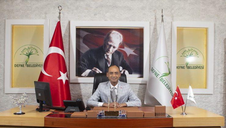 """Başkan Güzel'den """"Polis Günü ve Polis Haftası"""" mesajı"""