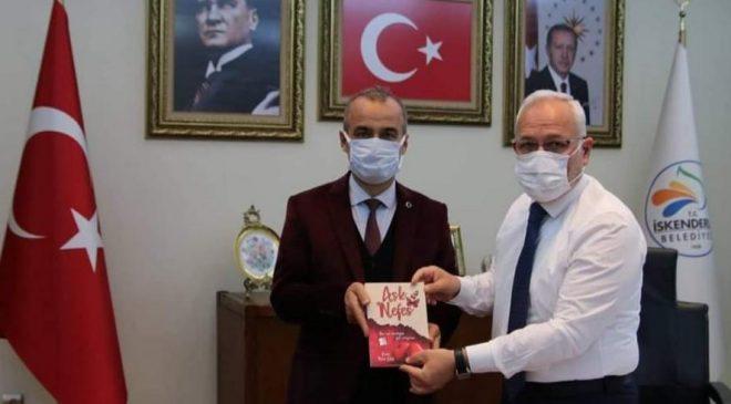 """""""AŞK VE NEFES"""" KİTAPLARININ TANITIMI DEVAM EDİYOR"""