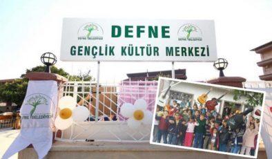"""""""HERKESE BİR KİTAP"""" PROJEMİZE START VERDİK"""