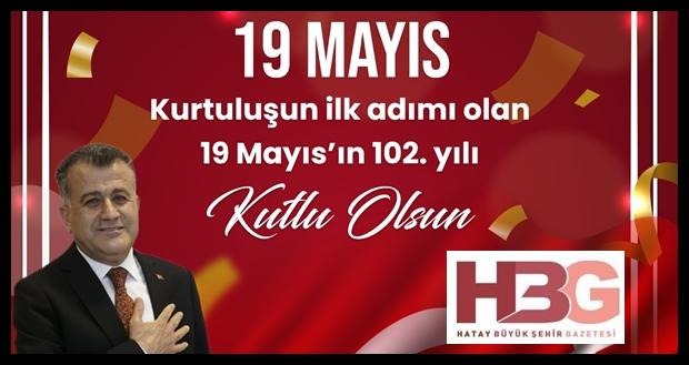 Hacıoğlu: 19 Mayıs kutlu olsun