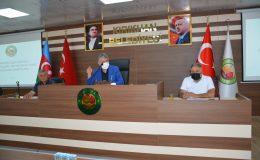 Kırıkhan Belediye Meclisi toplandı