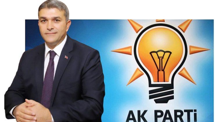 """AK Parti Hatay İl Başkanı Yeşildal'dan Ramazan Bayramı Mesajı"""