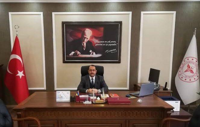 """Dr.Hambolat: Hatay halkı bu istikrarı sürdürmelidir"""