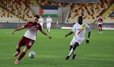 Süper Lig: Yeni Malatyaspor: 1 – Hatayspor: 1 (Maç sonucu)